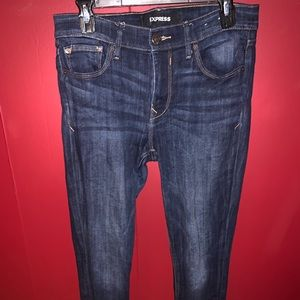 Express jeanies